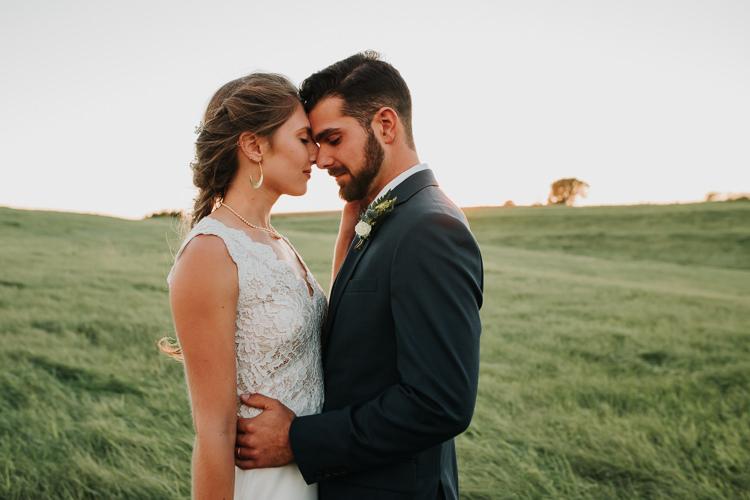Cassidy & Isaac - Married - Nathaniel Jensen Photography - Omaha Nebraska Wedding Photograper - Nordstroms Christmas Tree Farm-335.jpg