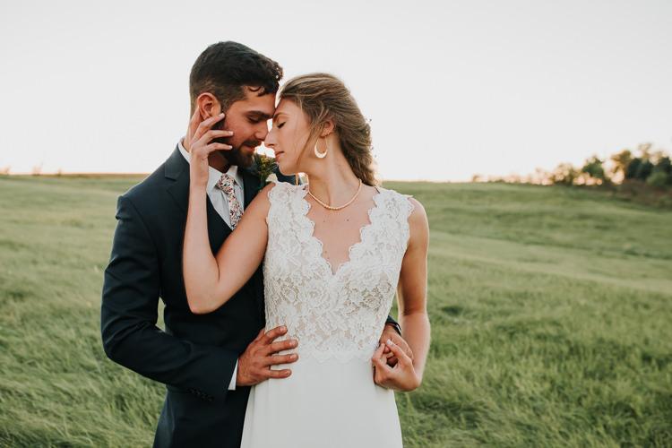 Cassidy & Isaac - Married - Nathaniel Jensen Photography - Omaha Nebraska Wedding Photograper - Nordstroms Christmas Tree Farm-340.jpg