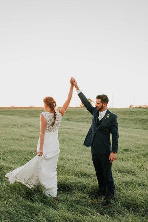 Cassidy & Isaac - Married - Nathaniel Jensen Photography - Omaha Nebraska Wedding Photograper - Nordstroms Christmas Tree Farm-347.jpg