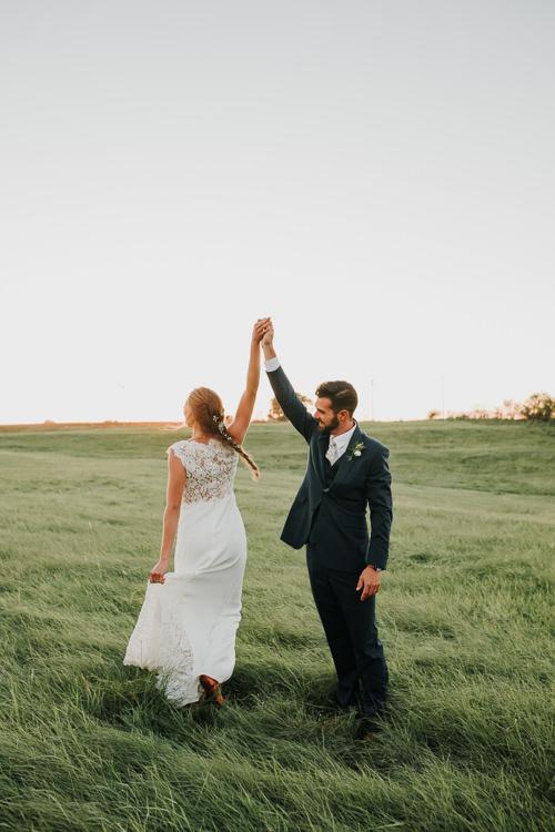 Cassidy & Isaac - Married - Nathaniel Jensen Photography - Omaha Nebraska Wedding Photograper - Nordstroms Christmas Tree Farm-348.jpg