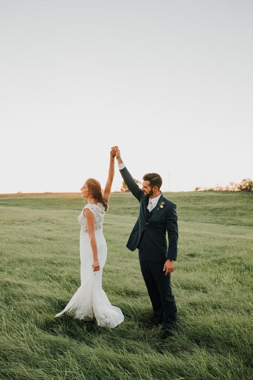 Cassidy & Isaac - Married - Nathaniel Jensen Photography - Omaha Nebraska Wedding Photograper - Nordstroms Christmas Tree Farm-349.jpg