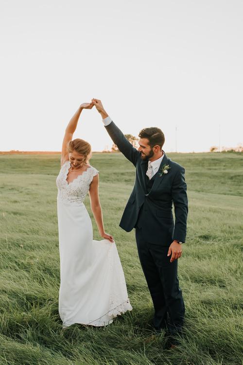 Cassidy & Isaac - Married - Nathaniel Jensen Photography - Omaha Nebraska Wedding Photograper - Nordstroms Christmas Tree Farm-350.jpg