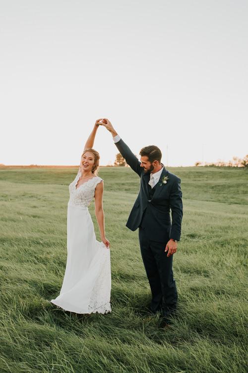 Cassidy & Isaac - Married - Nathaniel Jensen Photography - Omaha Nebraska Wedding Photograper - Nordstroms Christmas Tree Farm-351.jpg