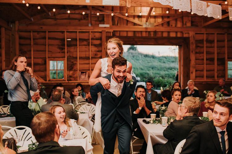 Cassidy & Isaac - Married - Nathaniel Jensen Photography - Omaha Nebraska Wedding Photograper - Nordstroms Christmas Tree Farm-357.jpg