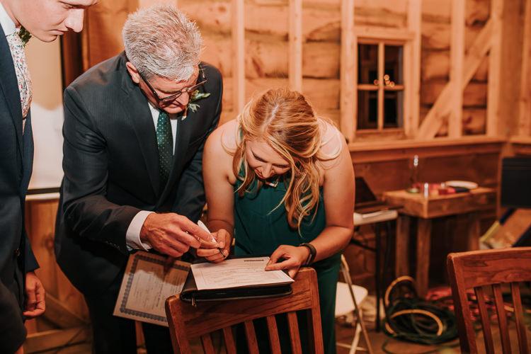 Cassidy & Isaac - Married - Nathaniel Jensen Photography - Omaha Nebraska Wedding Photograper - Nordstroms Christmas Tree Farm-386.jpg