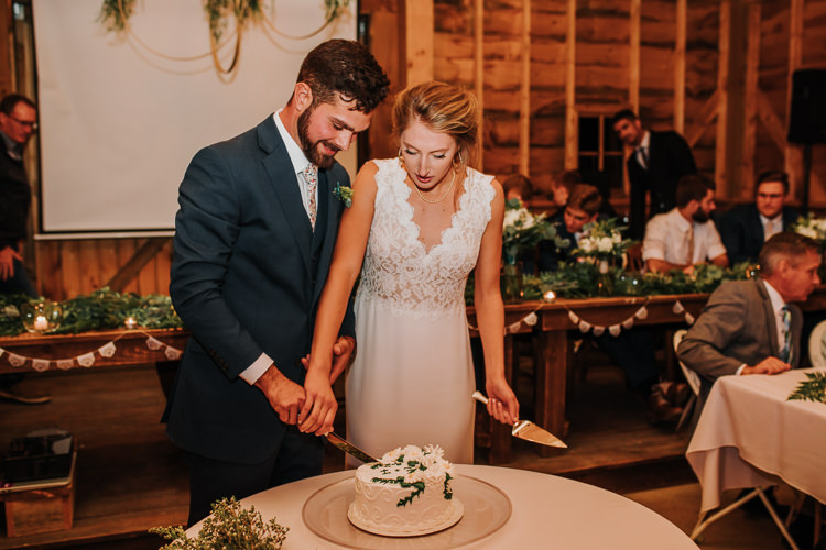 Cassidy & Isaac - Married - Nathaniel Jensen Photography - Omaha Nebraska Wedding Photograper - Nordstroms Christmas Tree Farm-417.jpg