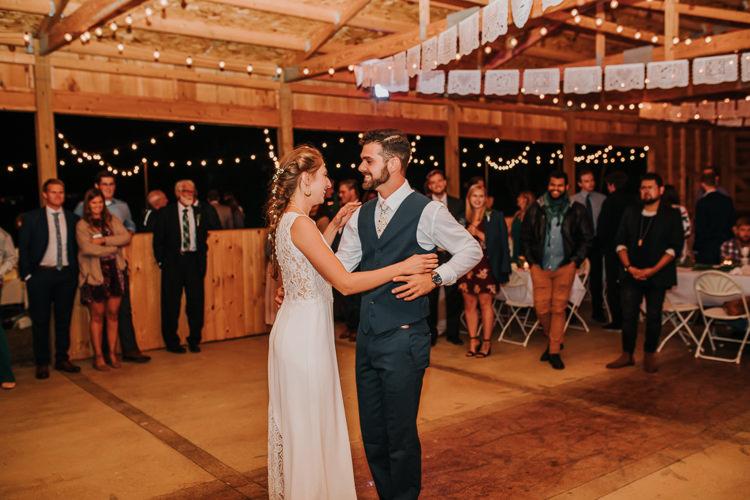 Cassidy & Isaac - Married - Nathaniel Jensen Photography - Omaha Nebraska Wedding Photograper - Nordstroms Christmas Tree Farm-430.jpg