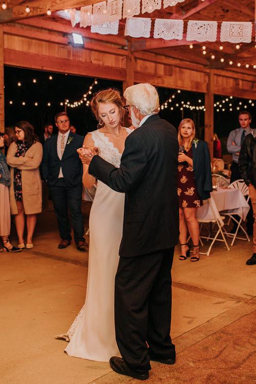 Cassidy & Isaac - Married - Nathaniel Jensen Photography - Omaha Nebraska Wedding Photograper - Nordstroms Christmas Tree Farm-438.jpg