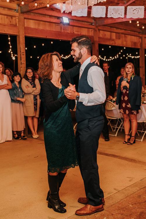 Cassidy & Isaac - Married - Nathaniel Jensen Photography - Omaha Nebraska Wedding Photograper - Nordstroms Christmas Tree Farm-440.jpg
