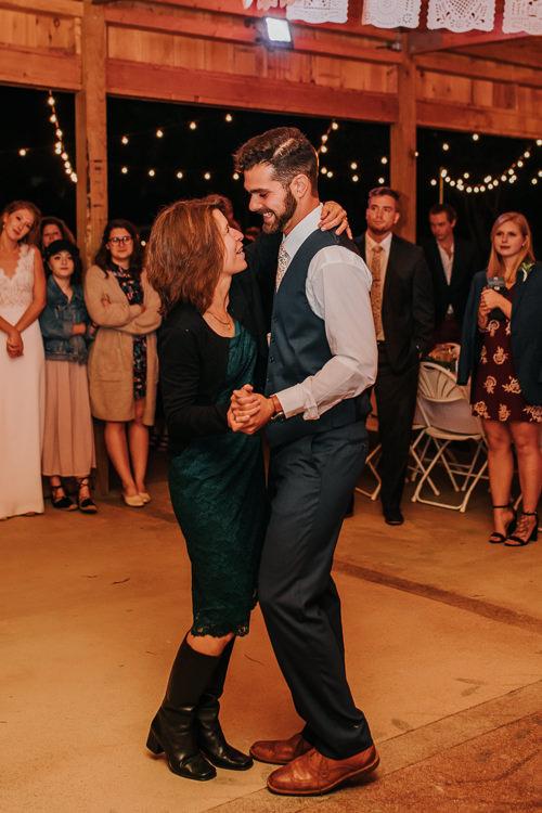 Cassidy & Isaac - Married - Nathaniel Jensen Photography - Omaha Nebraska Wedding Photograper - Nordstroms Christmas Tree Farm-441.jpg