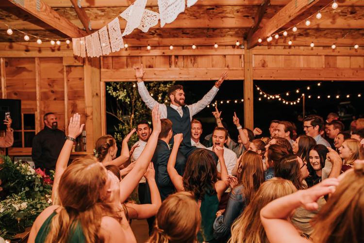 Cassidy & Isaac - Married - Nathaniel Jensen Photography - Omaha Nebraska Wedding Photograper - Nordstroms Christmas Tree Farm-456.jpg