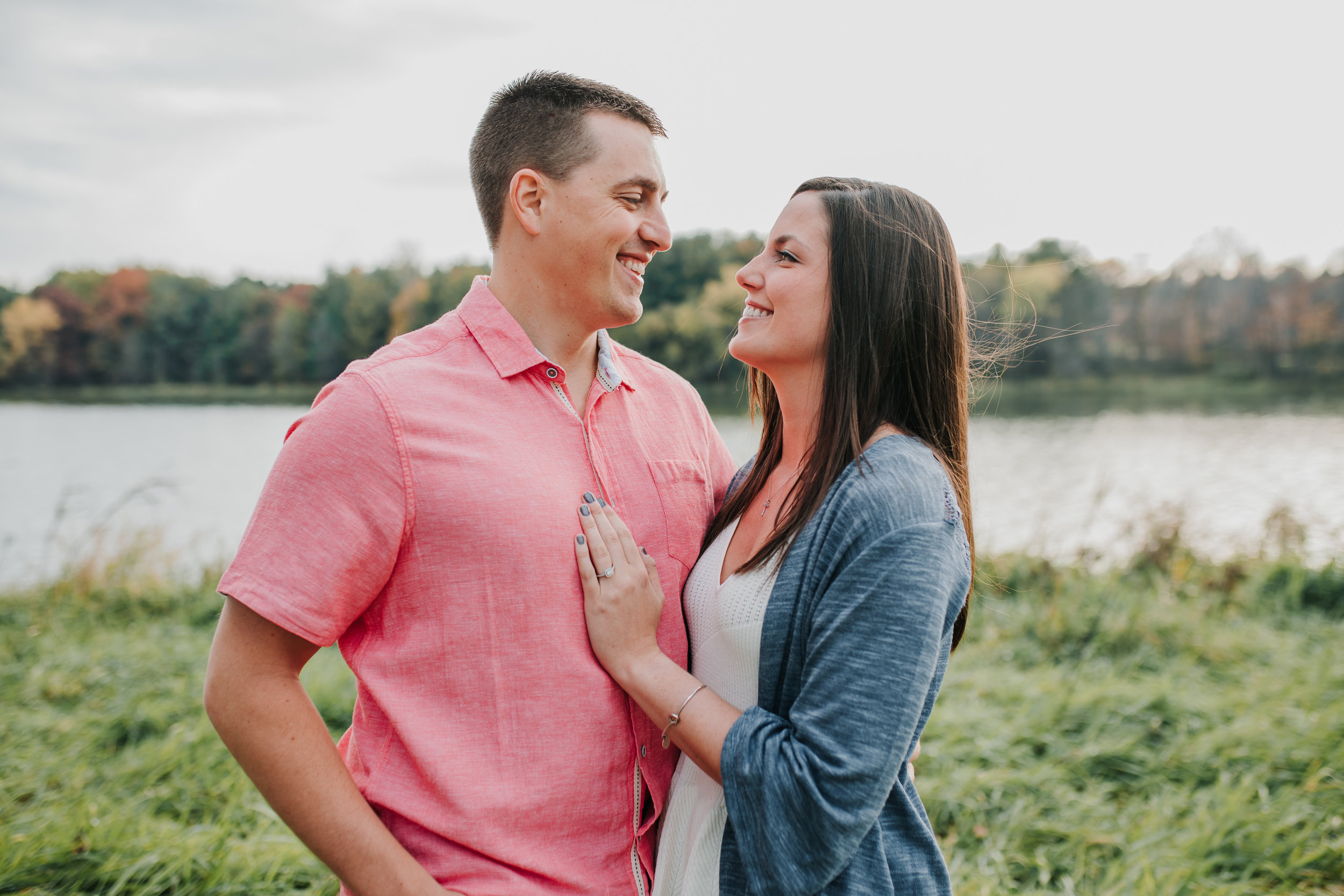 Hannah & Brett - Engaged - Nathaniel Jensen Photography - Omaha Nebraska Wedding Photograper - Omaha Nebraska Engagement Session - Chalco Hills Engagement Session-3.jpg