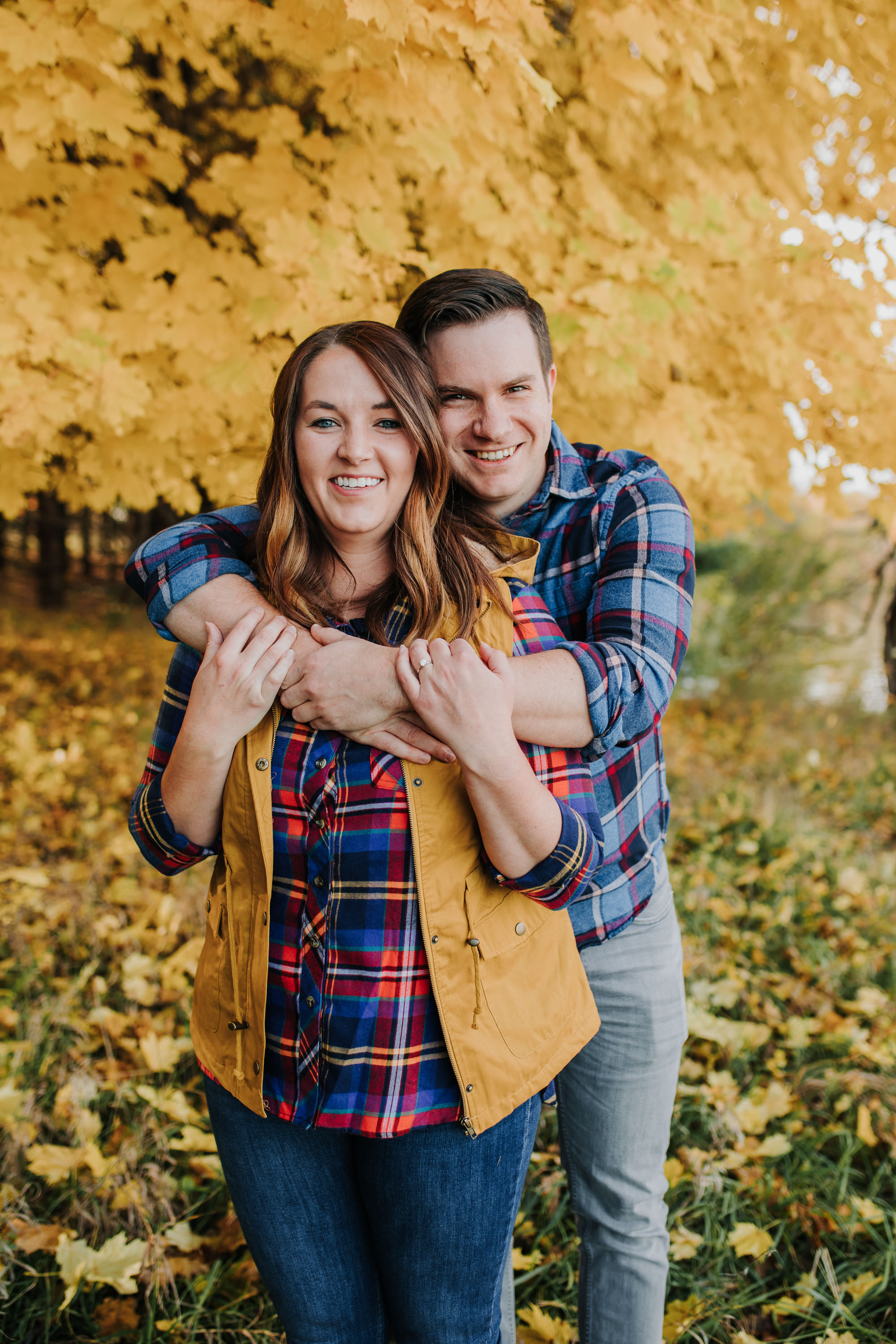 Katie & Adam - Engaged - Nathaniel Jensen Photography - Omaha Nebraska Wedding Photograper - Omaha Nebraska Engagement Session - Chalco Hills Engagement Session-4.jpg