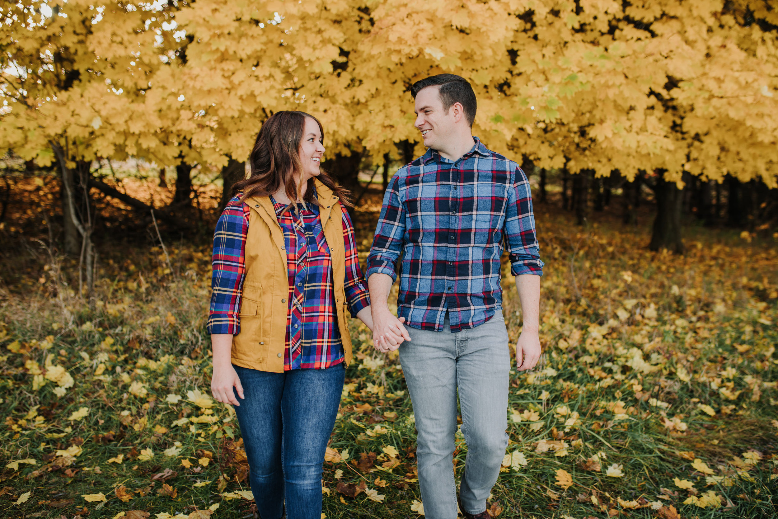 Katie & Adam - Engaged - Nathaniel Jensen Photography - Omaha Nebraska Wedding Photograper - Omaha Nebraska Engagement Session - Chalco Hills Engagement Session-8.jpg