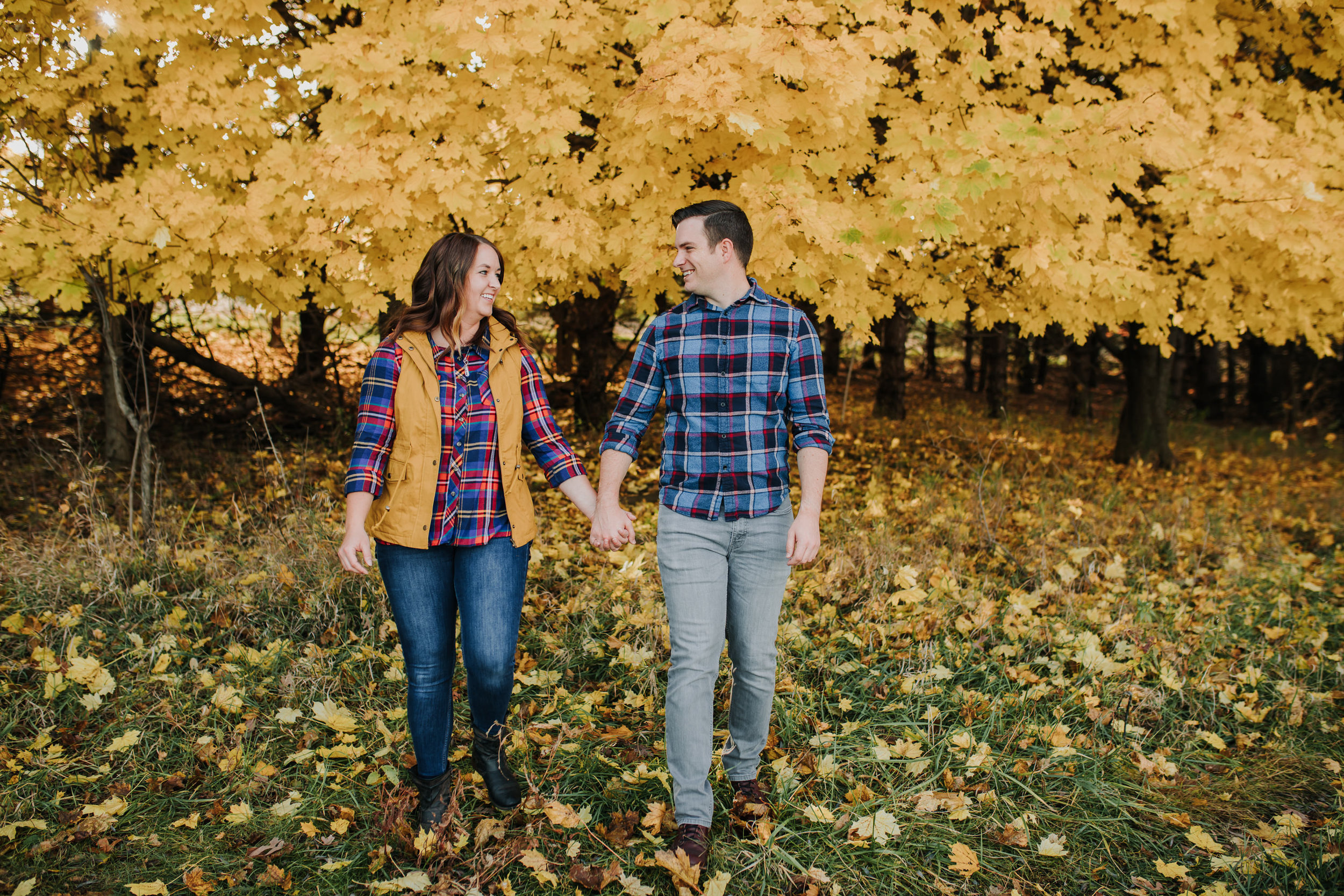 Katie & Adam - Engaged - Nathaniel Jensen Photography - Omaha Nebraska Wedding Photograper - Omaha Nebraska Engagement Session - Chalco Hills Engagement Session-7.jpg