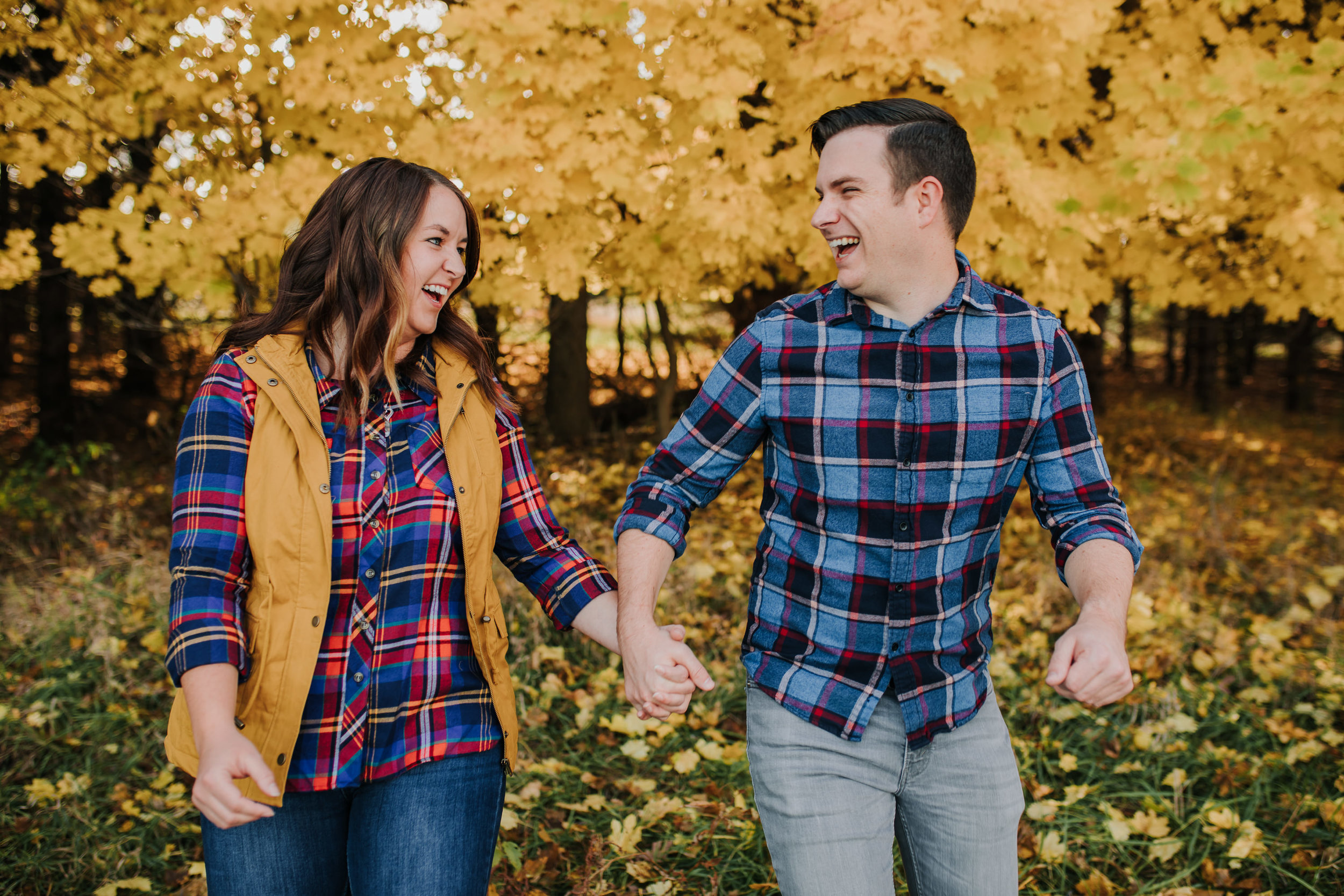 Katie & Adam - Engaged - Nathaniel Jensen Photography - Omaha Nebraska Wedding Photograper - Omaha Nebraska Engagement Session - Chalco Hills Engagement Session-10.jpg