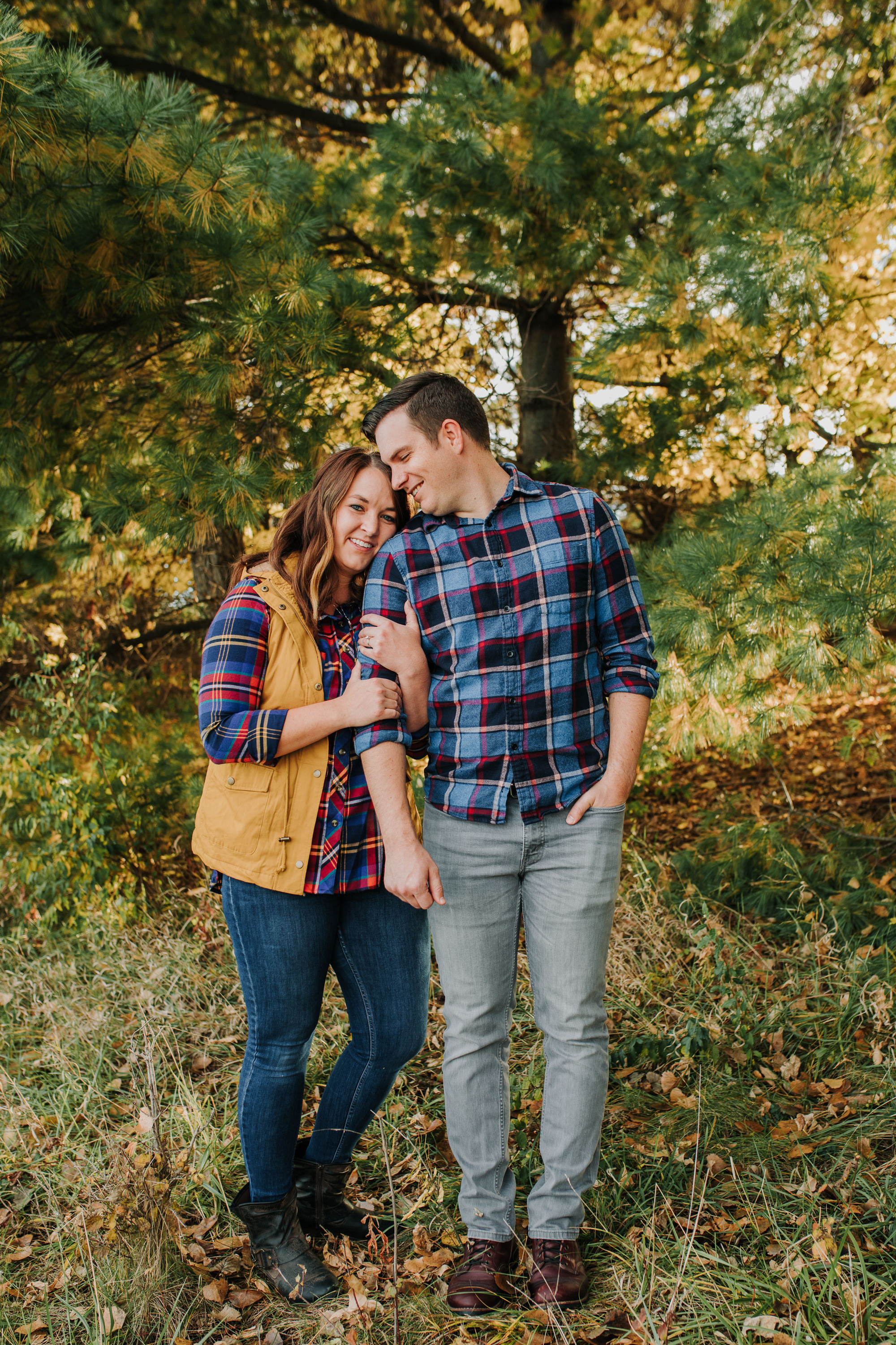 Katie & Adam - Engaged - Nathaniel Jensen Photography - Omaha Nebraska Wedding Photograper - Omaha Nebraska Engagement Session - Chalco Hills Engagement Session-21.jpg