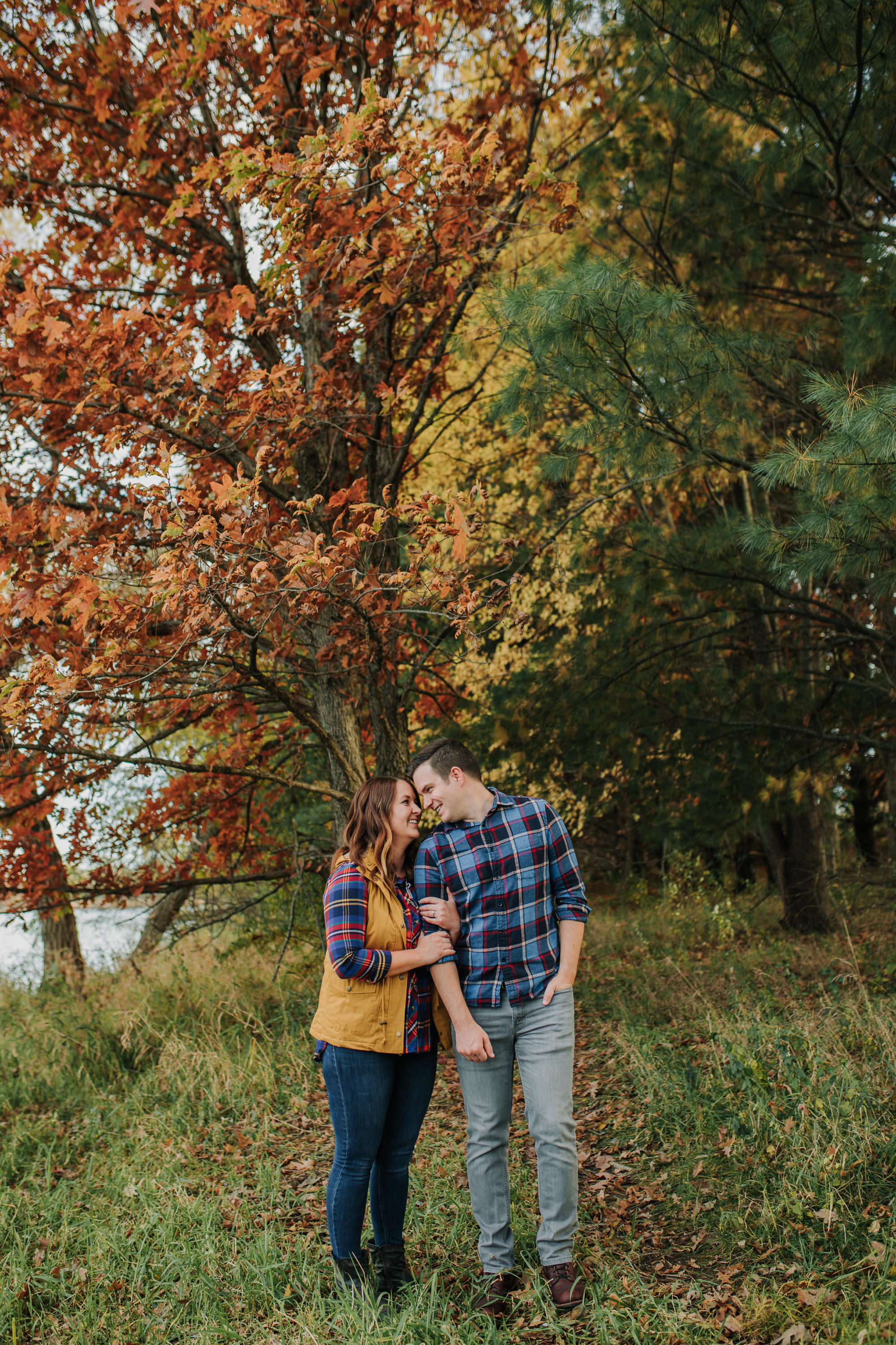 Katie & Adam - Engaged - Nathaniel Jensen Photography - Omaha Nebraska Wedding Photograper - Omaha Nebraska Engagement Session - Chalco Hills Engagement Session-42.jpg