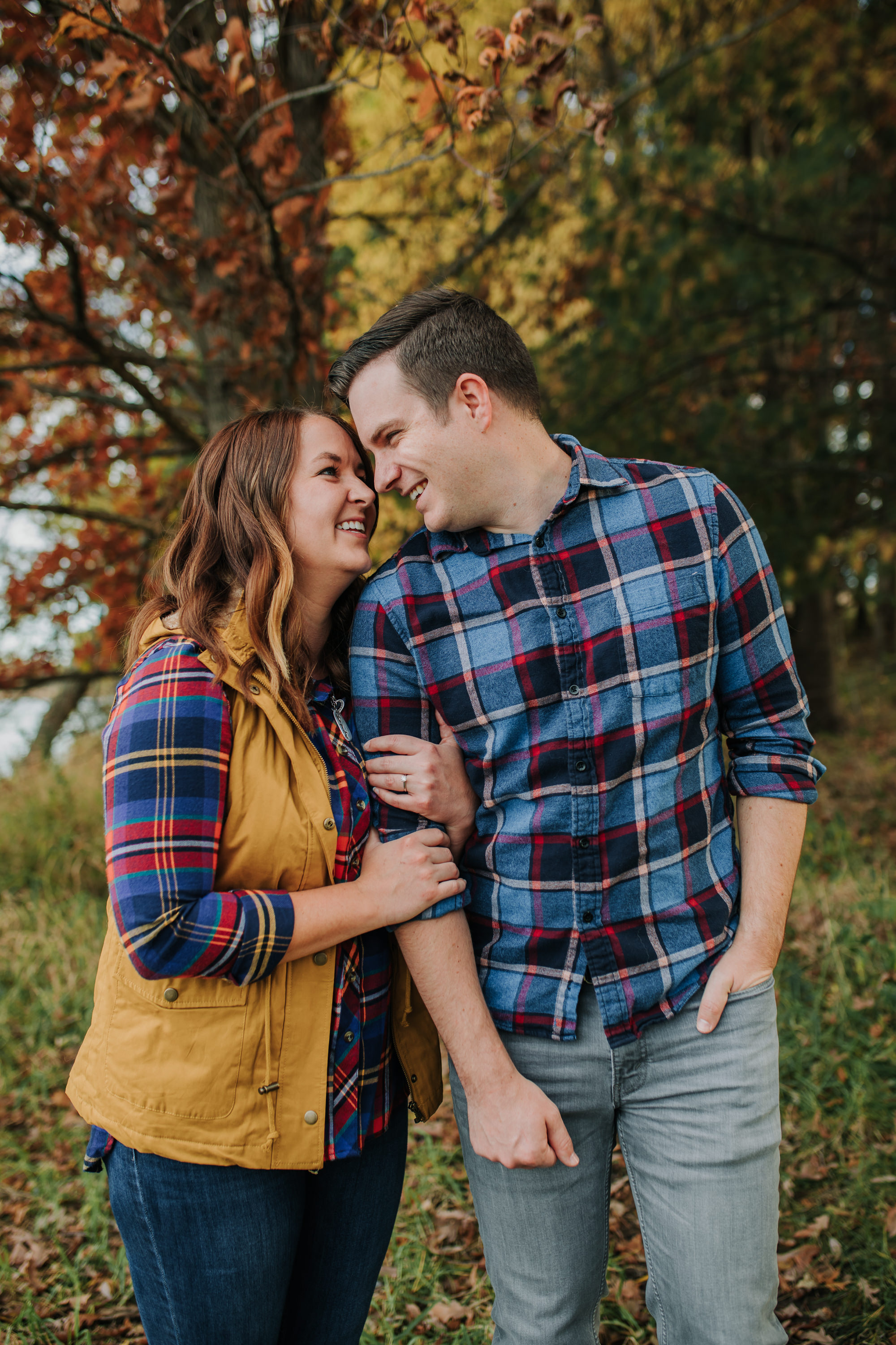 Katie & Adam - Engaged - Nathaniel Jensen Photography - Omaha Nebraska Wedding Photograper - Omaha Nebraska Engagement Session - Chalco Hills Engagement Session-43.jpg