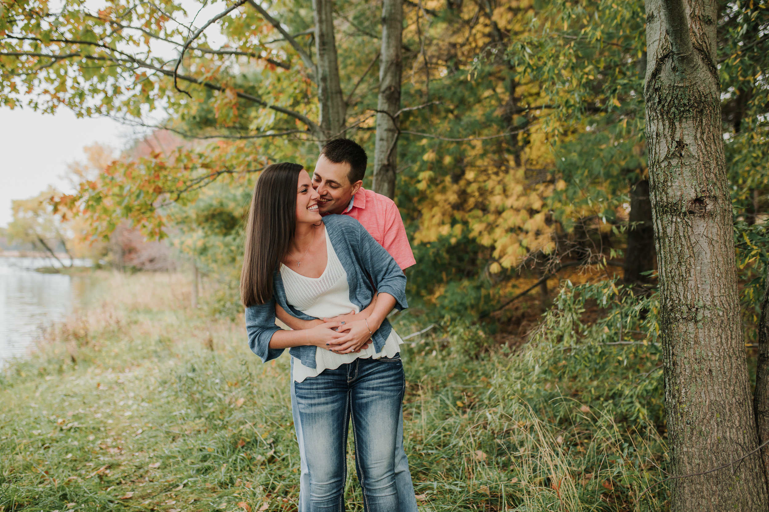 Hannah & Brett - Engaged - Nathaniel Jensen Photography - Omaha Nebraska Wedding Photograper - Omaha Nebraska Engagement Session - Chalco Hills Engagement Session-57.jpg