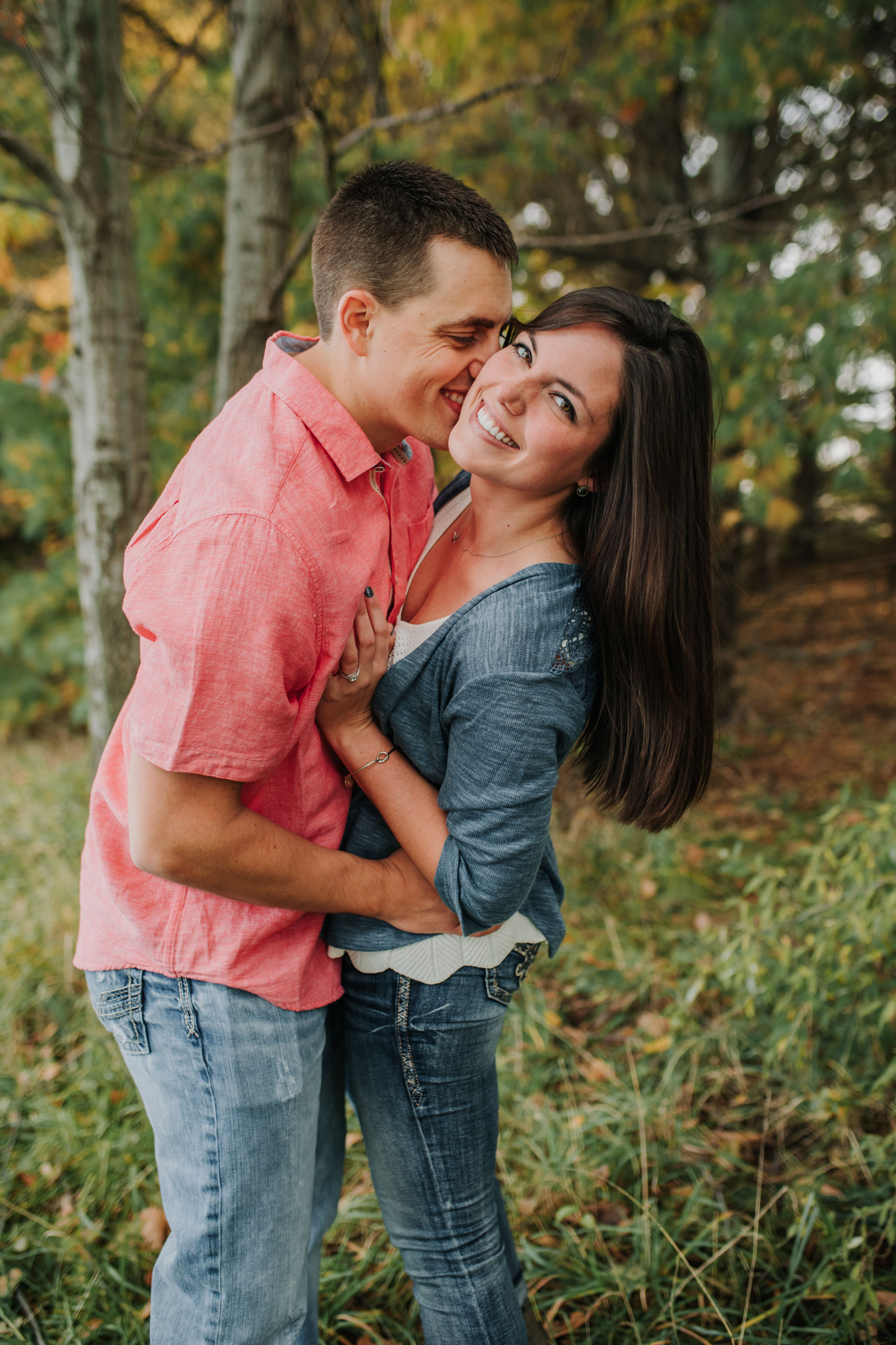 Hannah & Brett - Engaged - Nathaniel Jensen Photography - Omaha Nebraska Wedding Photograper - Omaha Nebraska Engagement Session - Chalco Hills Engagement Session-64.jpg