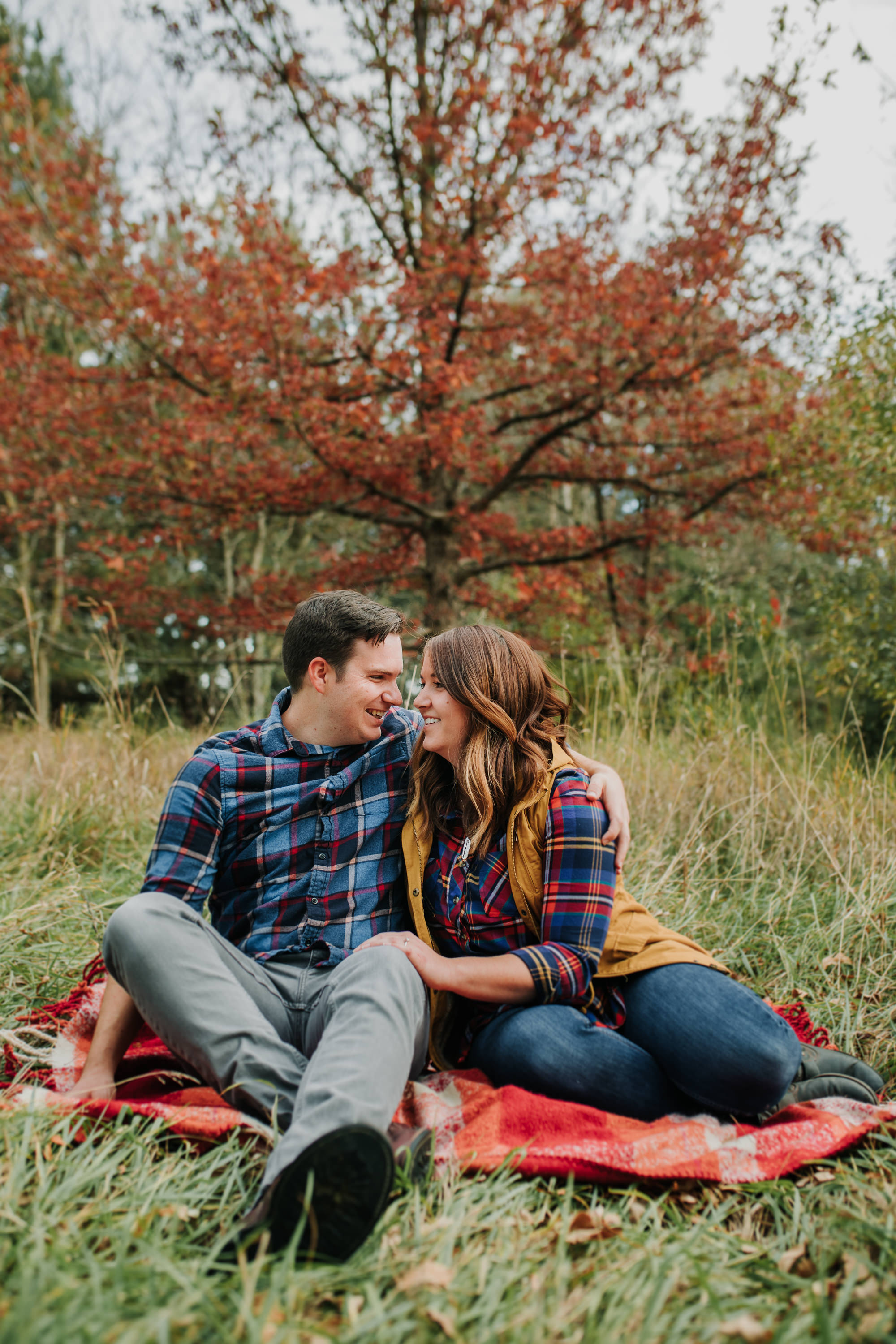 Katie & Adam - Engaged - Nathaniel Jensen Photography - Omaha Nebraska Wedding Photograper - Omaha Nebraska Engagement Session - Chalco Hills Engagement Session-59.jpg
