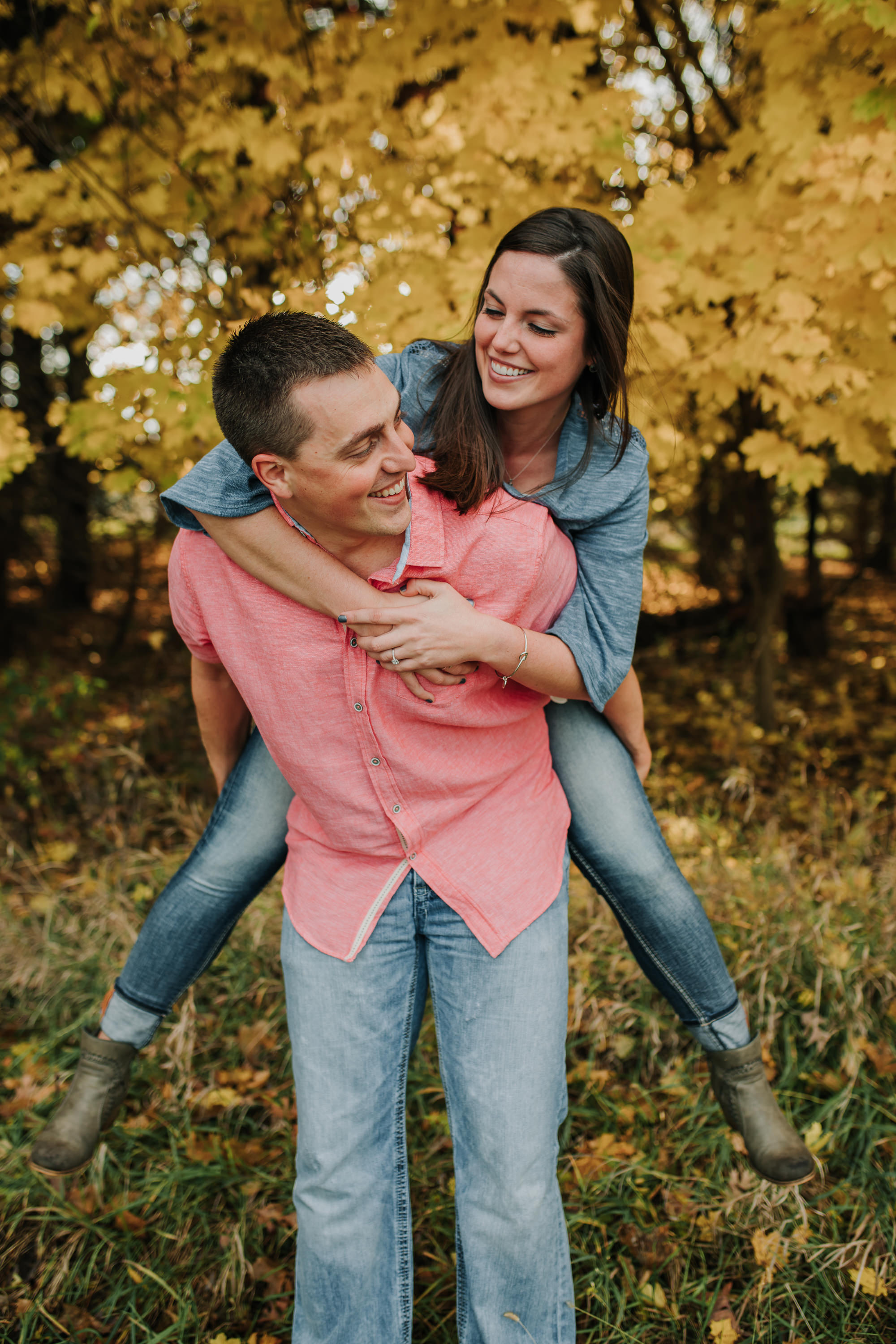 Hannah & Brett - Engaged - Nathaniel Jensen Photography - Omaha Nebraska Wedding Photograper - Omaha Nebraska Engagement Session - Chalco Hills Engagement Session-83.jpg