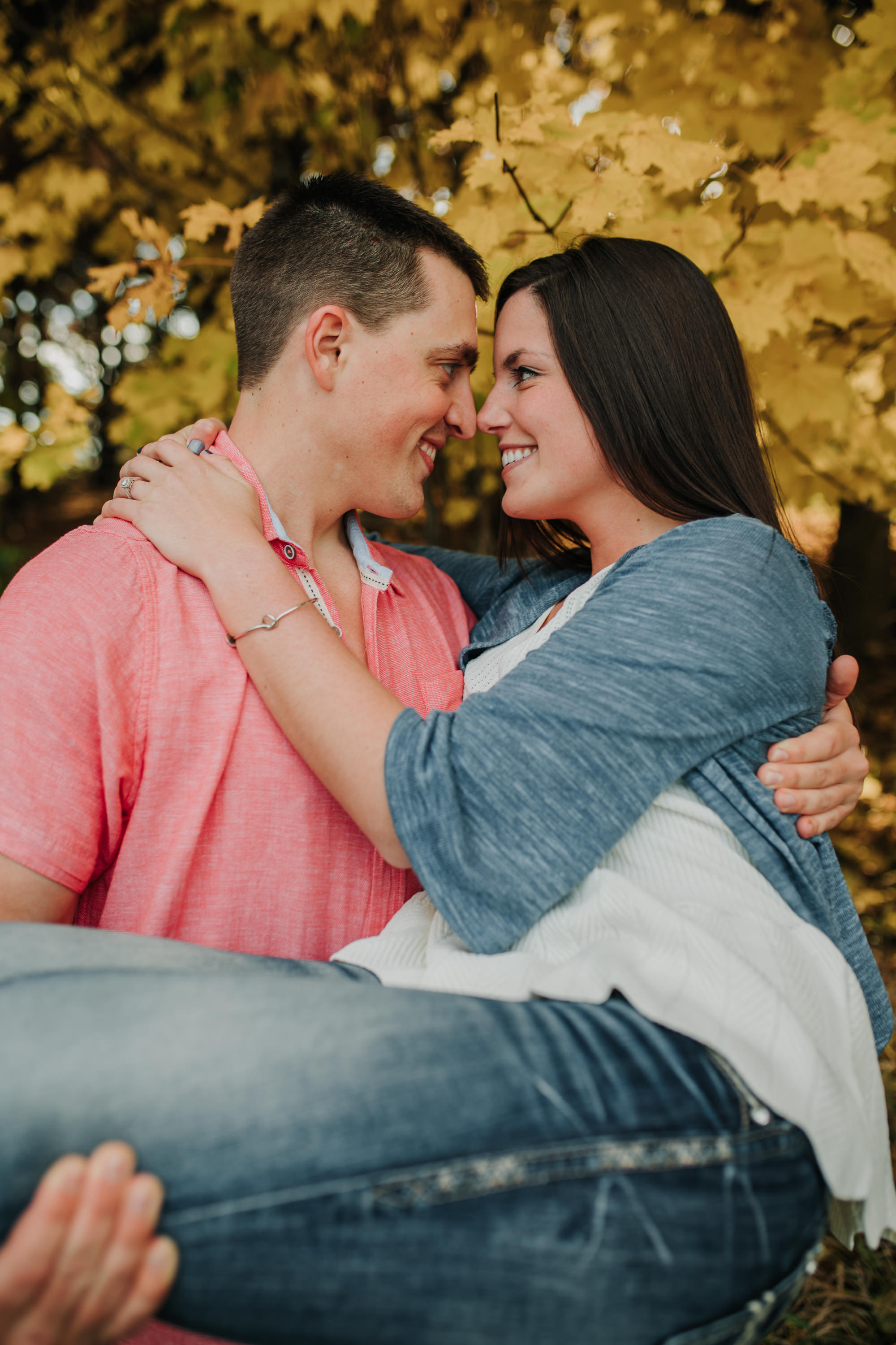Hannah & Brett - Engaged - Nathaniel Jensen Photography - Omaha Nebraska Wedding Photograper - Omaha Nebraska Engagement Session - Chalco Hills Engagement Session-84.jpg