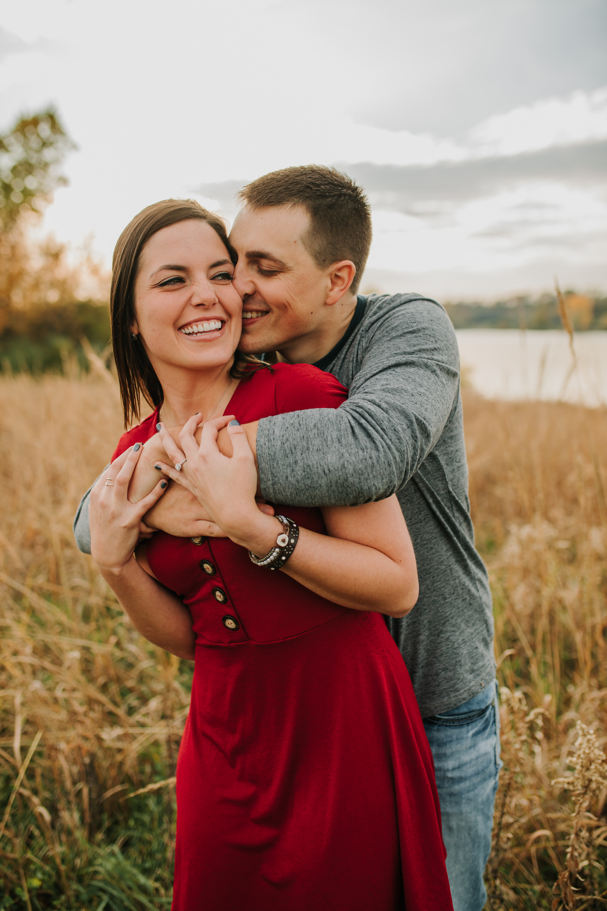 Hannah & Brett - Engaged - Nathaniel Jensen Photography - Omaha Nebraska Wedding Photograper - Omaha Nebraska Engagement Session - Chalco Hills Engagement Session-97.jpg