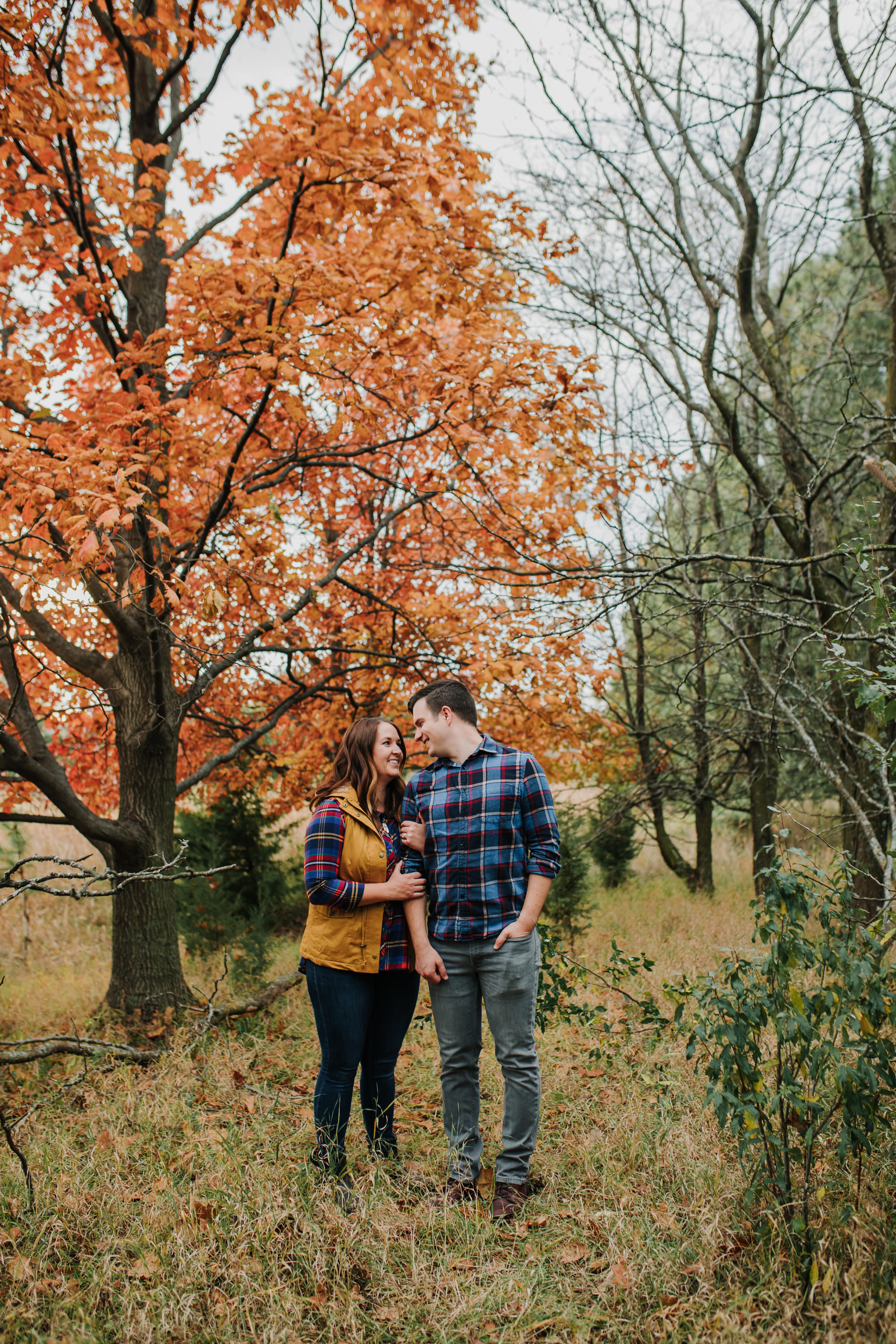 Katie & Adam - Engaged - Nathaniel Jensen Photography - Omaha Nebraska Wedding Photograper - Omaha Nebraska Engagement Session - Chalco Hills Engagement Session-86.jpg