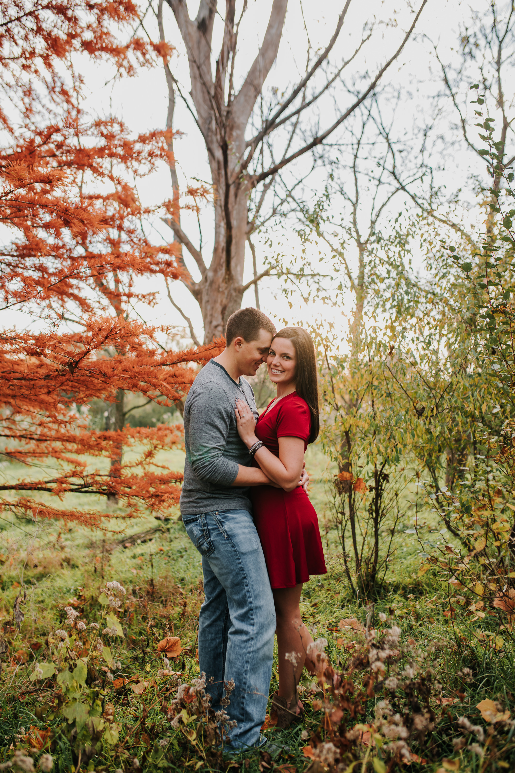 Hannah & Brett - Engaged - Nathaniel Jensen Photography - Omaha Nebraska Wedding Photograper - Omaha Nebraska Engagement Session - Chalco Hills Engagement Session-99.jpg