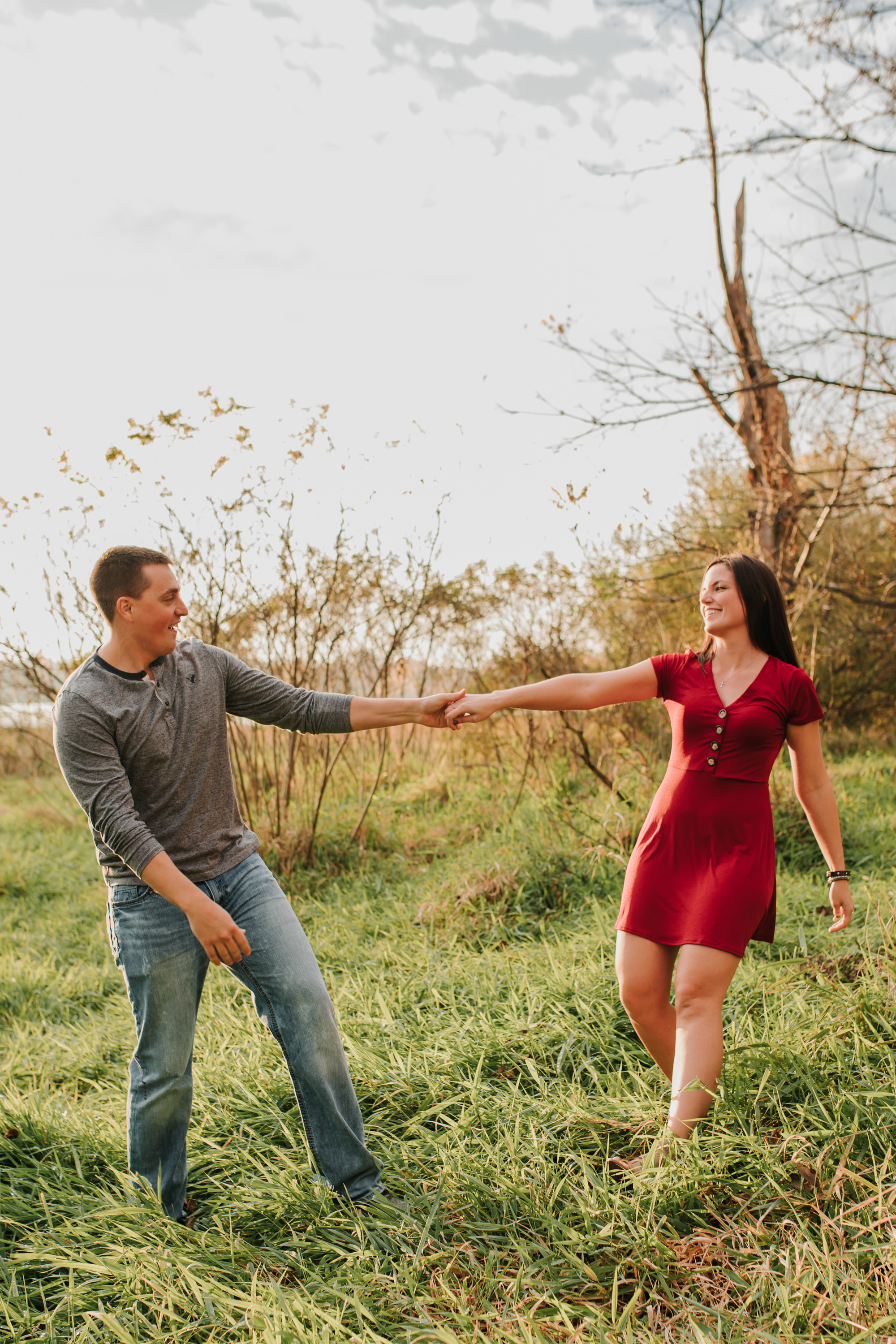Hannah & Brett - Engaged - Nathaniel Jensen Photography - Omaha Nebraska Wedding Photograper - Omaha Nebraska Engagement Session - Chalco Hills Engagement Session-125.jpg