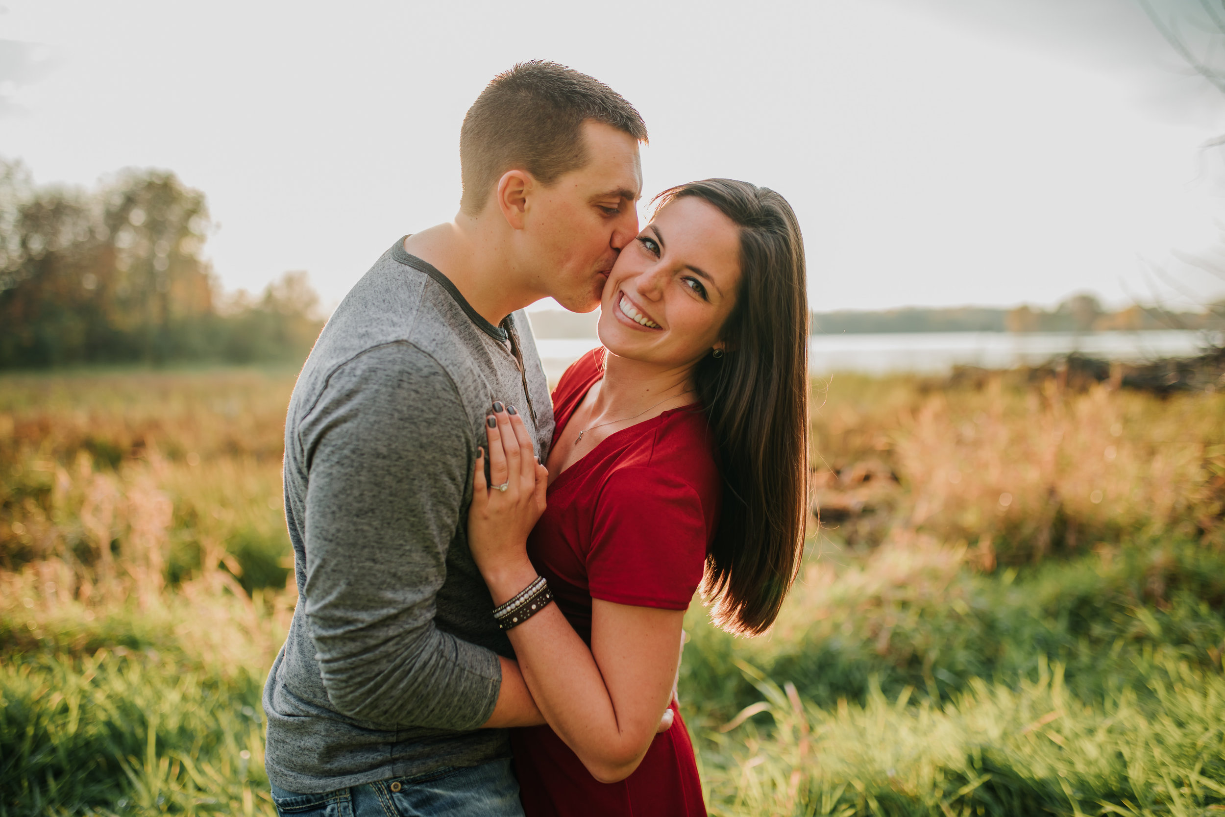 Hannah & Brett - Engaged - Nathaniel Jensen Photography - Omaha Nebraska Wedding Photograper - Omaha Nebraska Engagement Session - Chalco Hills Engagement Session-138.jpg