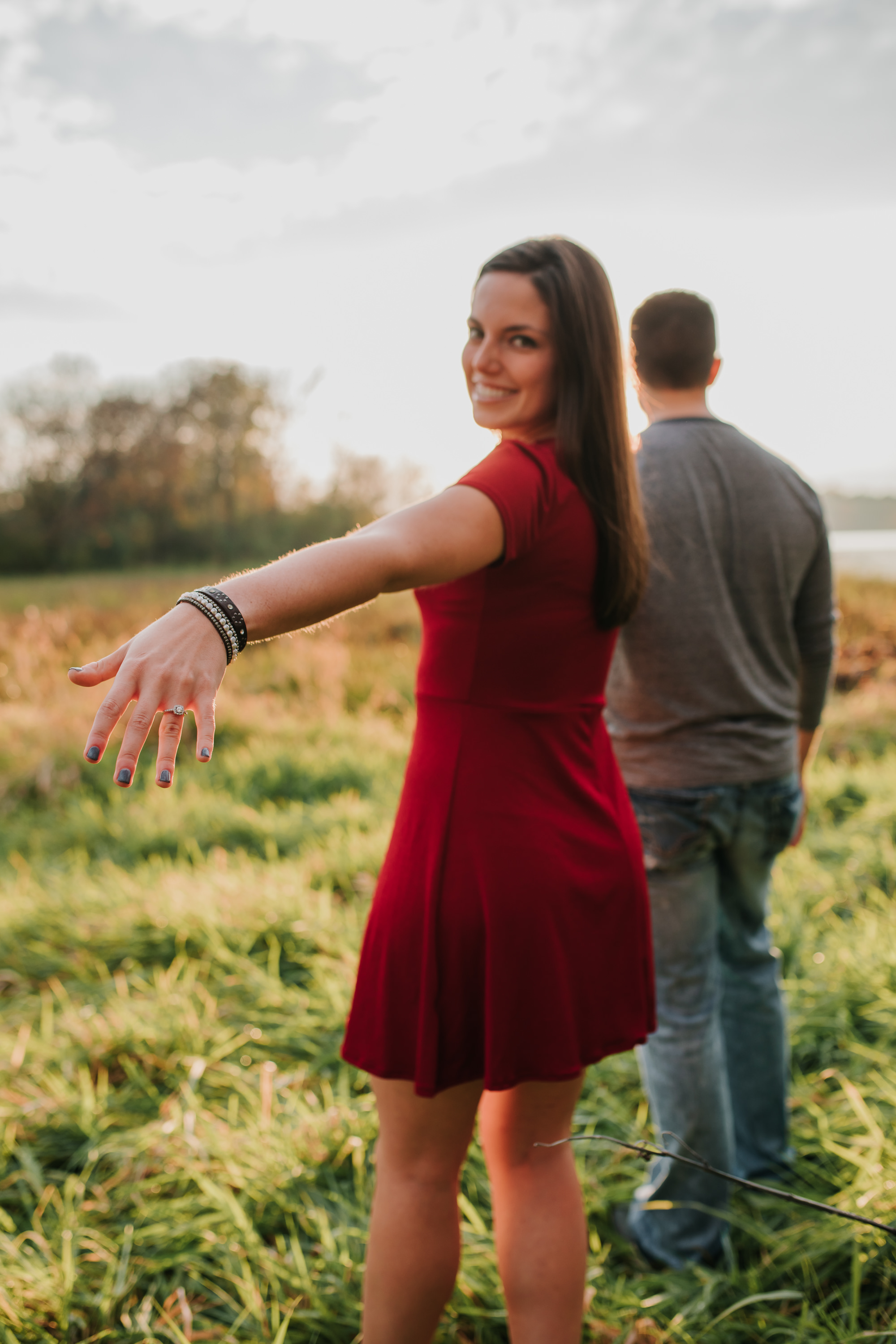 Hannah & Brett - Engaged - Nathaniel Jensen Photography - Omaha Nebraska Wedding Photograper - Omaha Nebraska Engagement Session - Chalco Hills Engagement Session-141.jpg