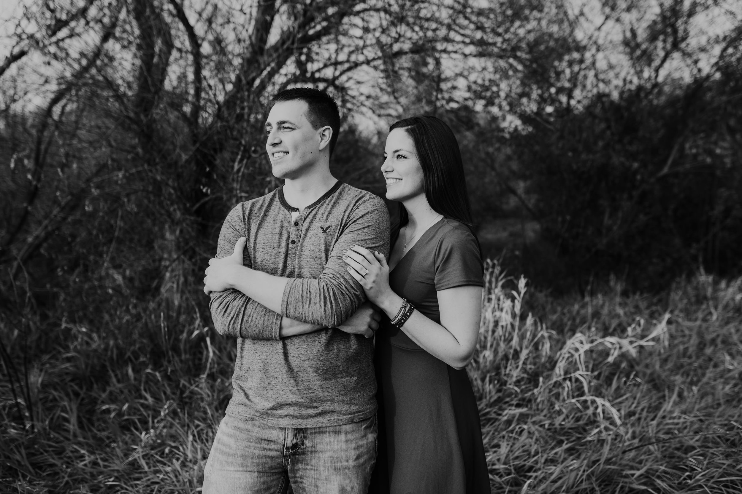 Hannah & Brett - Engaged - Nathaniel Jensen Photography - Omaha Nebraska Wedding Photograper - Omaha Nebraska Engagement Session - Chalco Hills Engagement Session-151.jpg