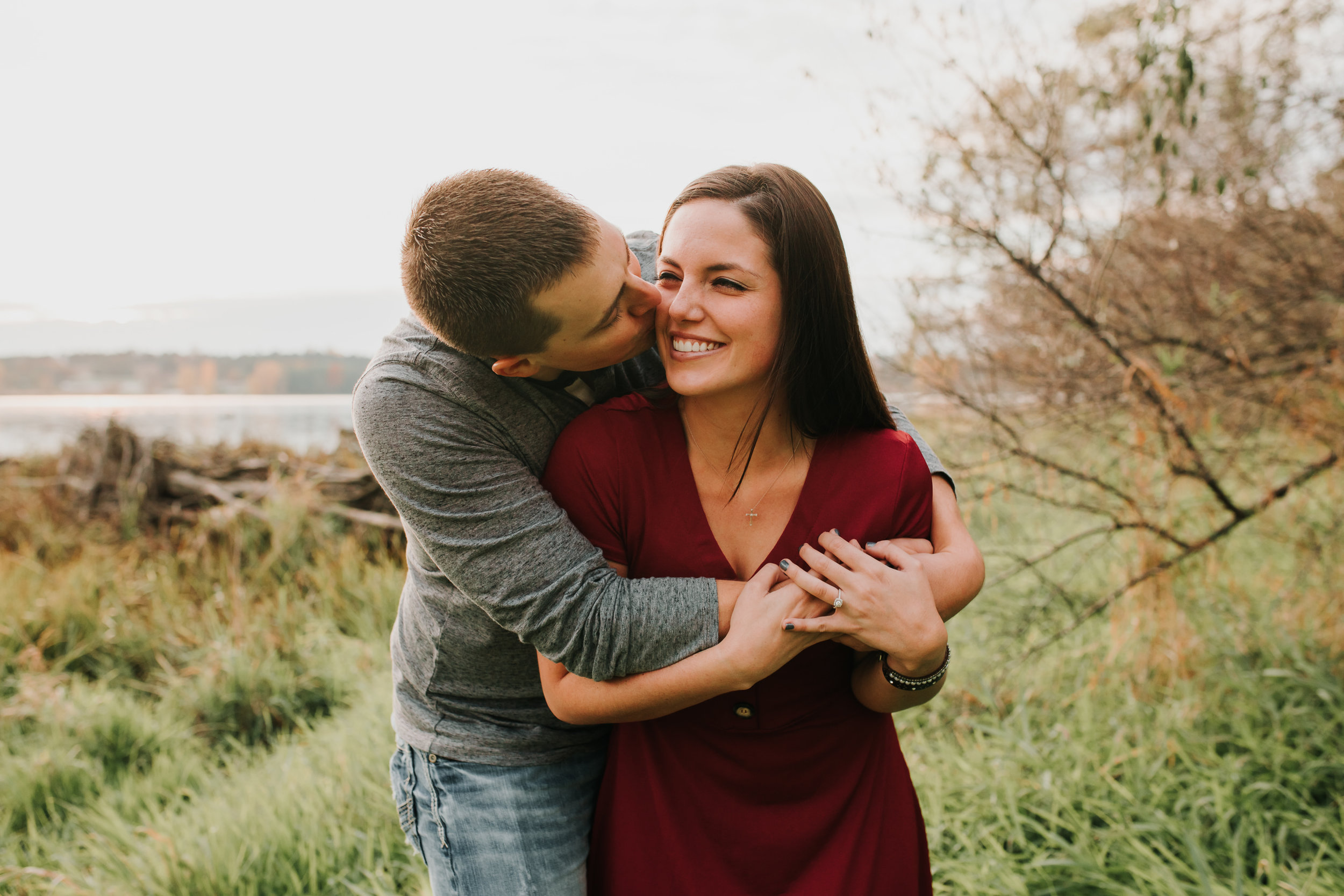 Hannah & Brett - Engaged - Nathaniel Jensen Photography - Omaha Nebraska Wedding Photograper - Omaha Nebraska Engagement Session - Chalco Hills Engagement Session-163.jpg