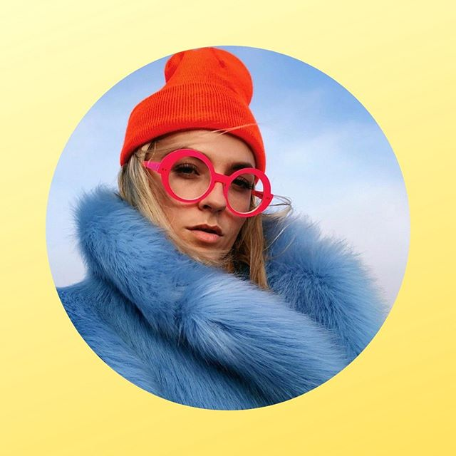 Time to bundle up and break out a new style... Be. You.  @sabinebe.eyewear