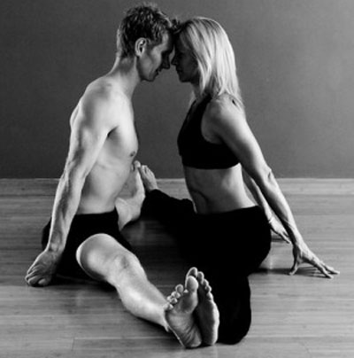 COUPLES STRETCH CLASS  $20 (per couple)  Get to know your partner and yourself better with these duo-driven poses. This is also a fun way to initiate playfulness with your partner and deepen the intimacy of your current relationship. Open to all levels.    THURSDAY FEBRUARY 14 7:00PM-8:00PM