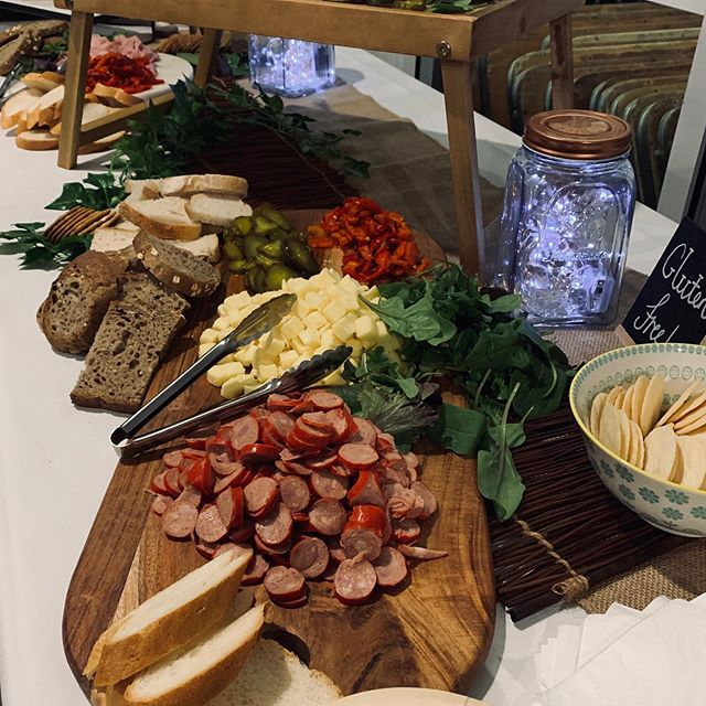 It's a grazing table kinda night! .. .. #dvinecatering #justdvine #grazingtables