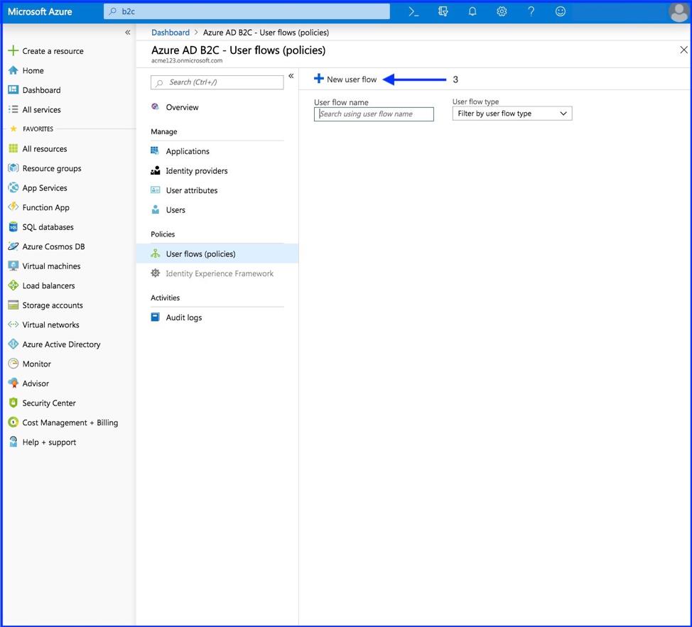 Trusona Azure New user flow.png