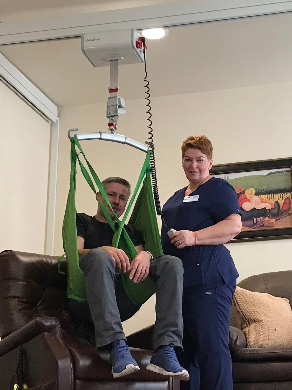 Safe Patient Handling -
