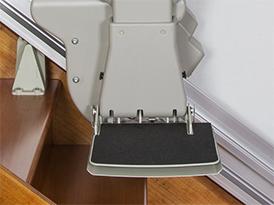 Bruno Elite larger footrest