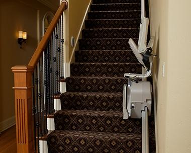 Bruno Elan Straight Stairlift