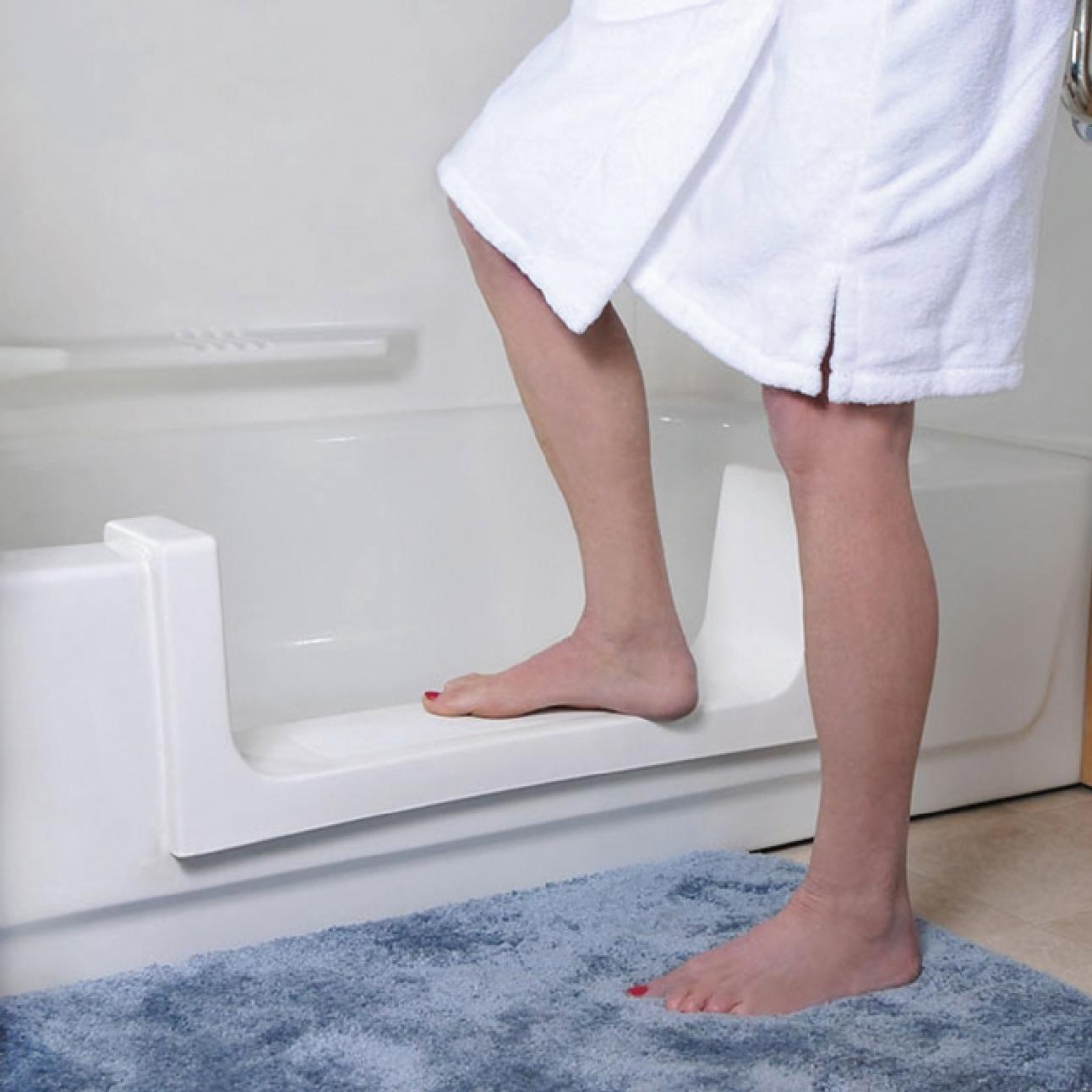 Tub Cut -