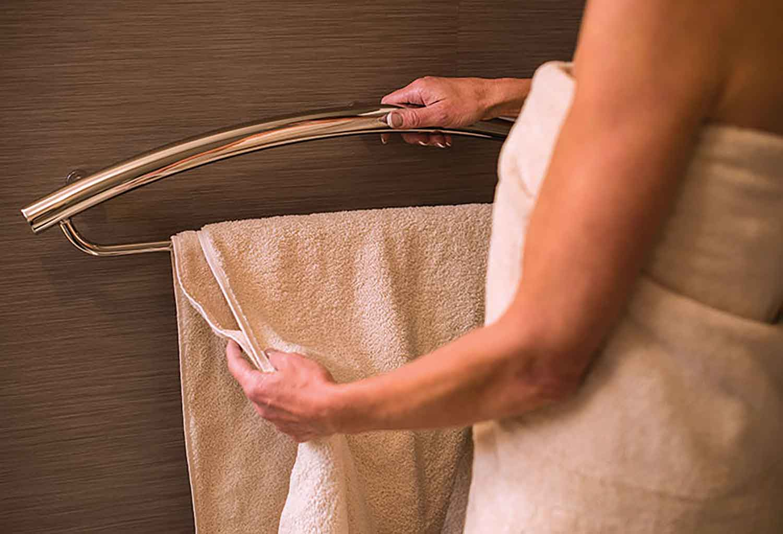 Towel Bar -