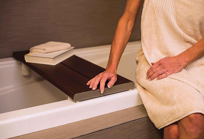 Shower Bench -