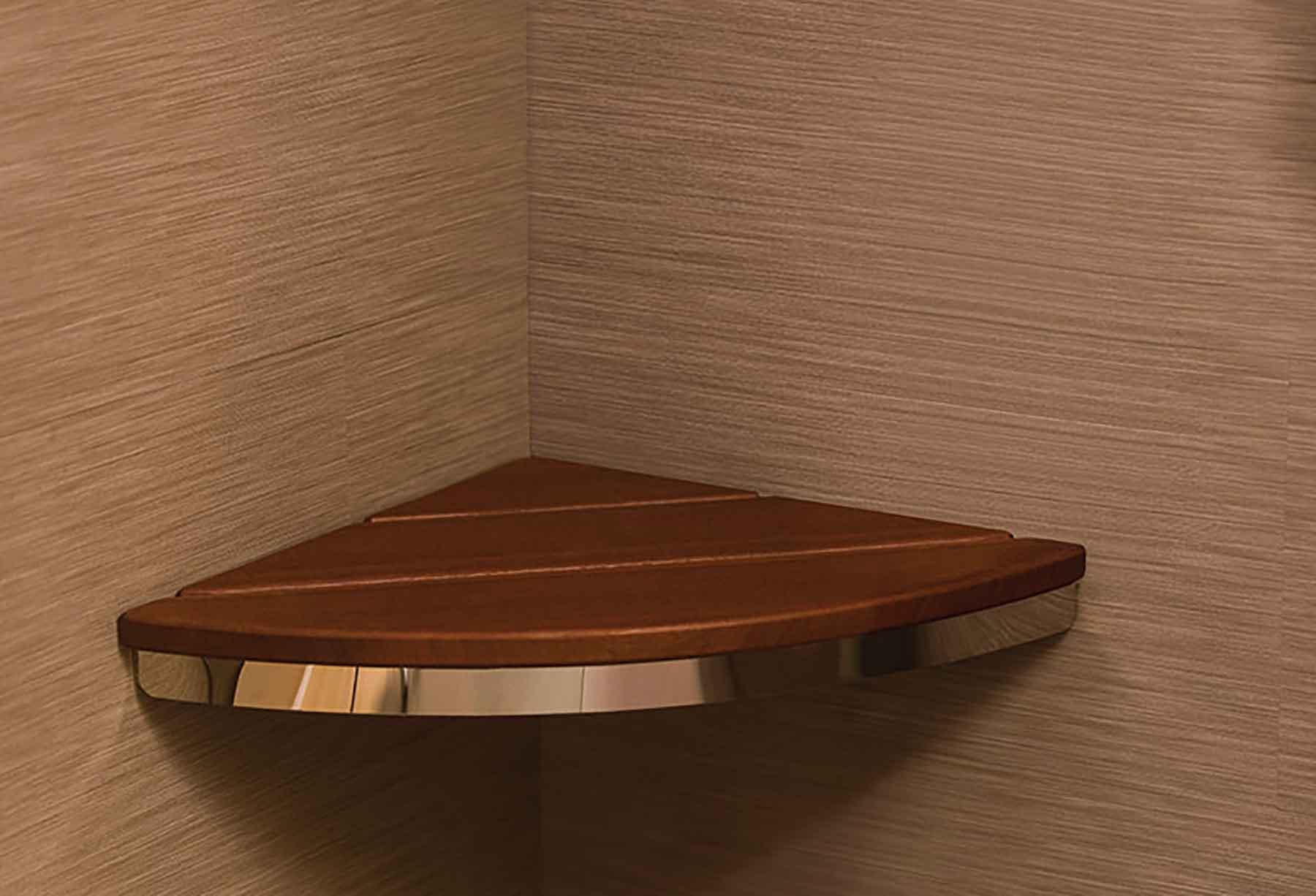Corner Shower Shelf -