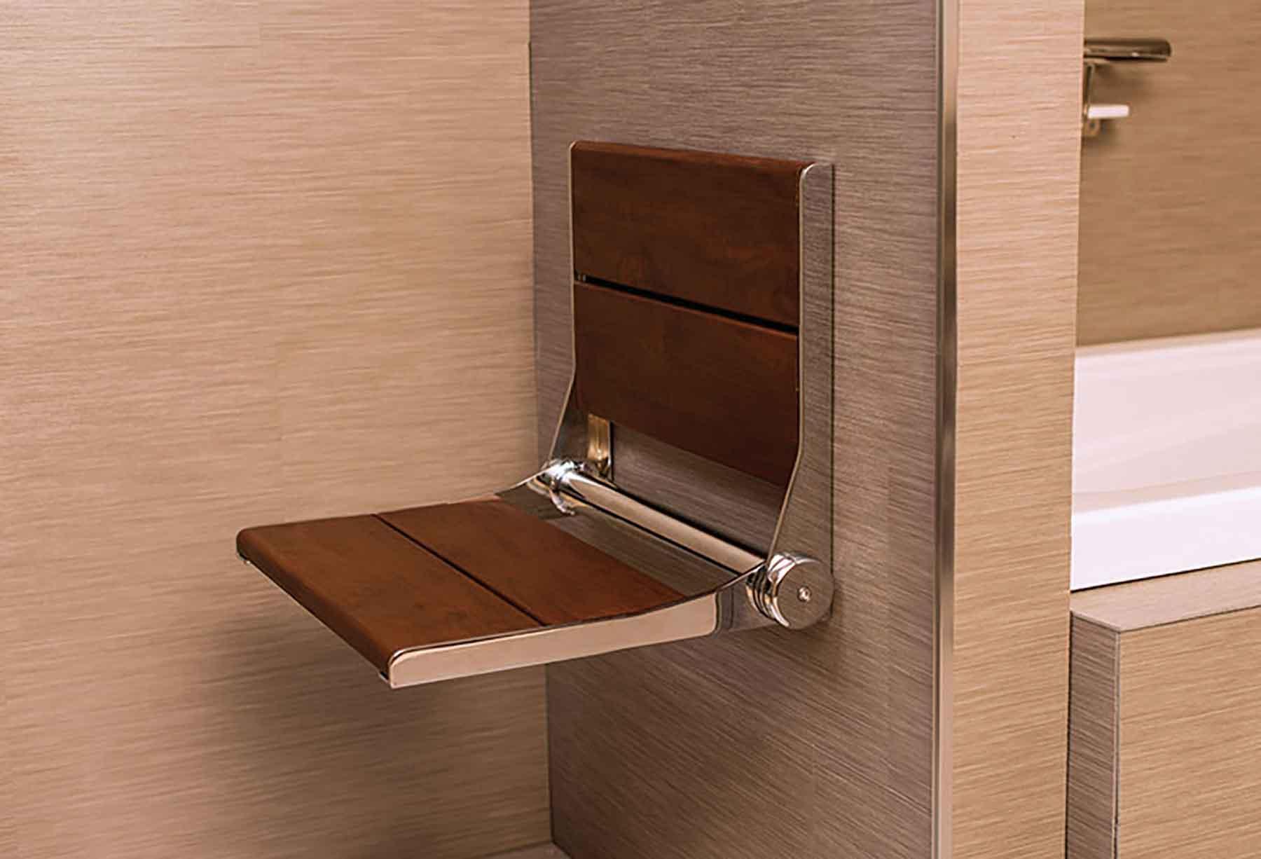 Folder Shower Chair -