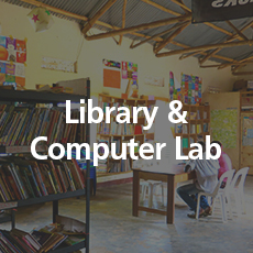 Library & Computer Lab   Teach computers to both students and teachers. Organise the library and encourage students to read.