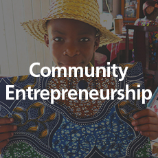 Community         Entrepreneurship   Come help inspire and create projects that will empower the community.